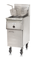Model AA Instant Recovery Fryer