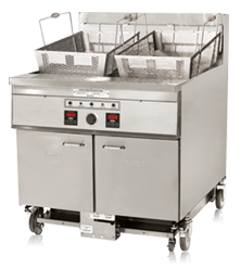 Model TS Instant Recovery Fryer