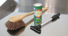 Buy Keating Klenzer, Scraper and Palmetto Brush at the Keating Parts Store