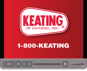 Keating Video Screen Image